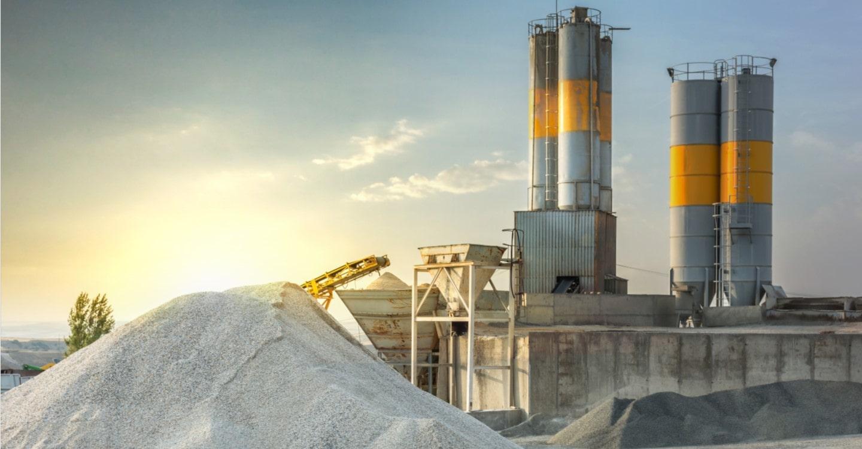 usine de ciment vert française