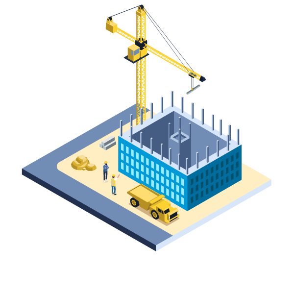 industrie construction