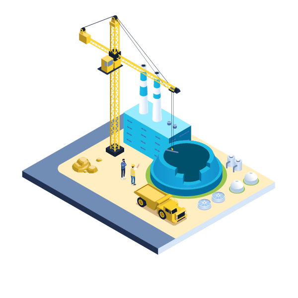 construction rénovation nucléaire