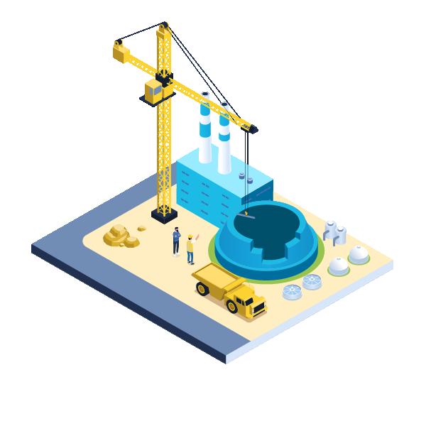 Construction Rénovation - Secteur Nucléaire