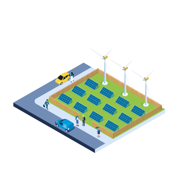Utilisation exploitation - Secteur énergies renouvelables