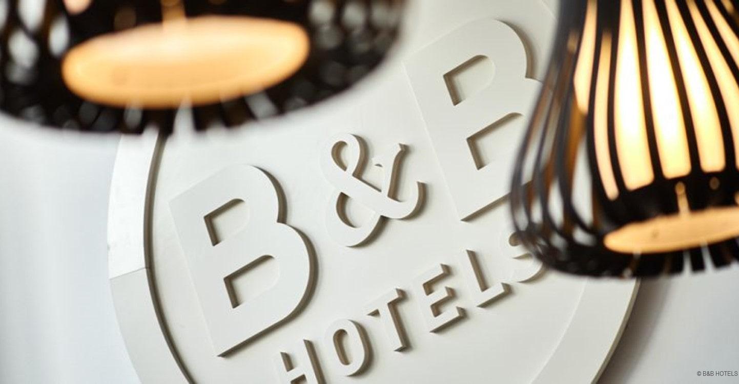 b and b hôtels