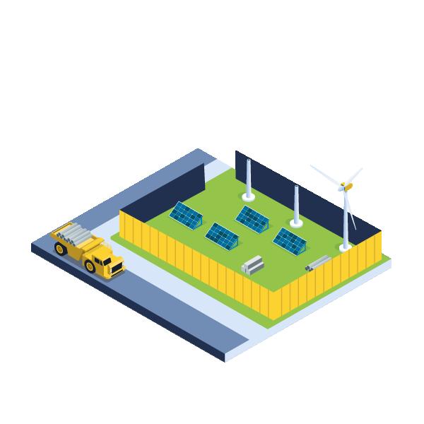 Déconstruction - énergies renouvelables