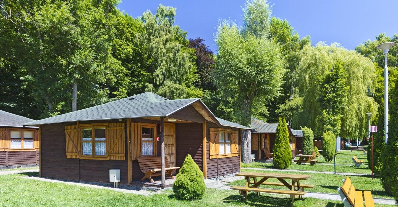 bungalows huttopia