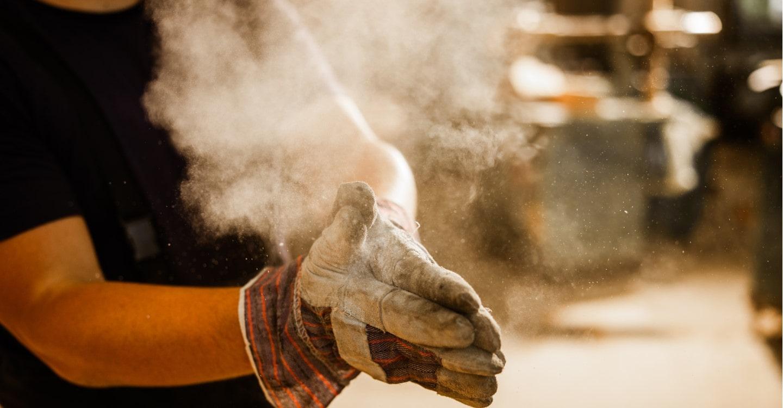 prévention exposition poussières et cov