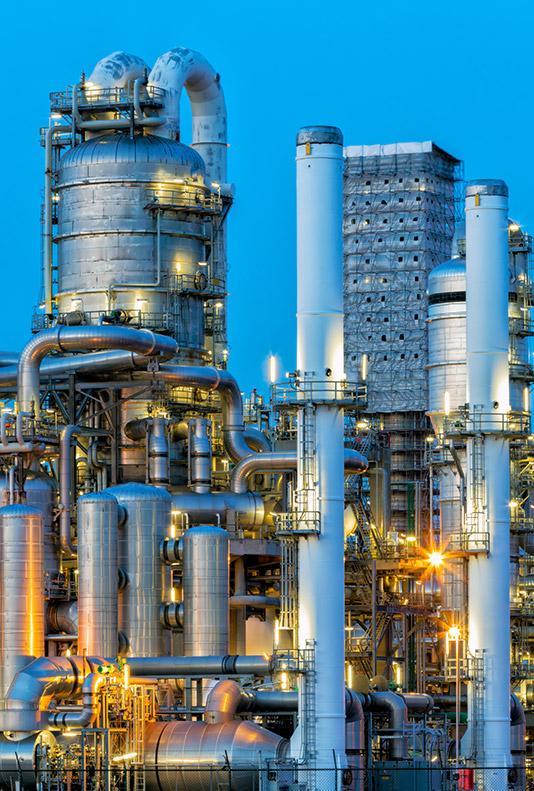 industrie gaz à effets de serre