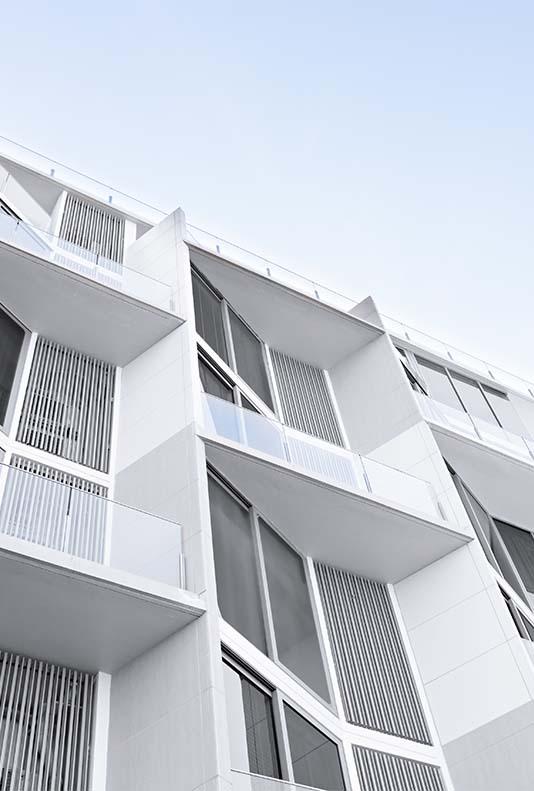 Balcons et garde-corps
