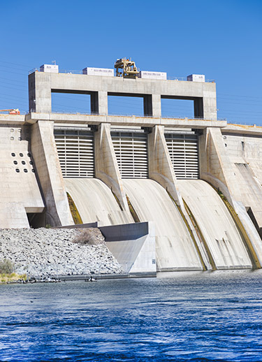 Eau et énergie : barrage