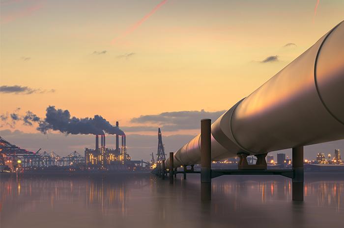 Pétrochimie – usine pétrole - seveso