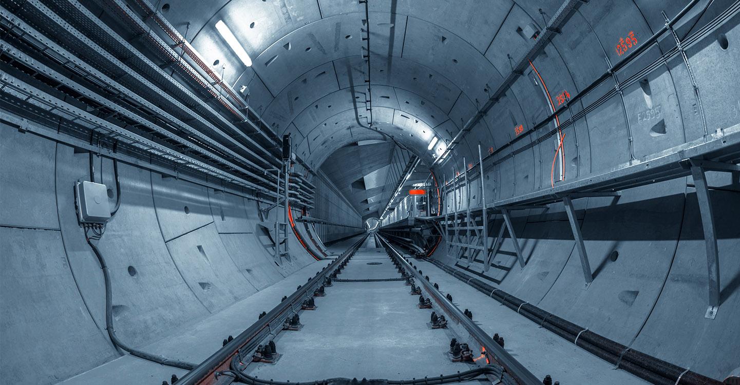 Projet souterrain avec étude de la vulnérabilité du bâti