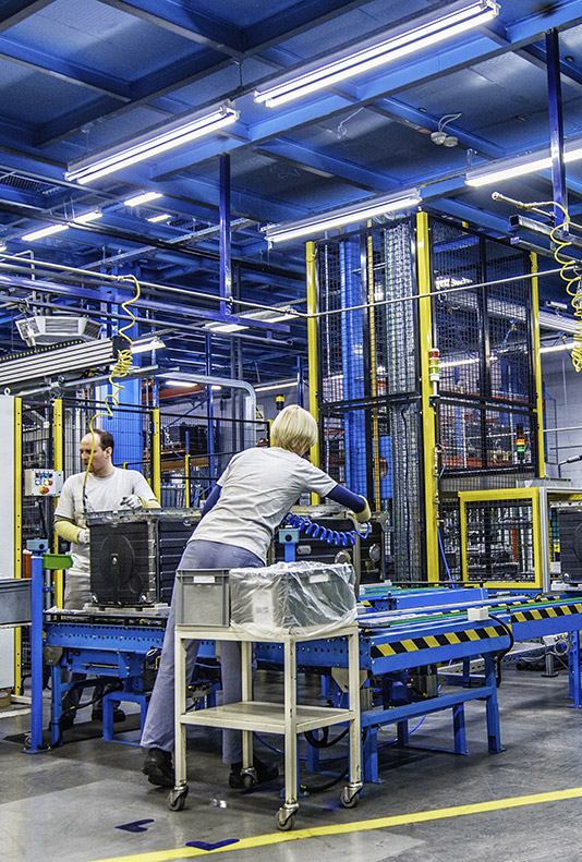 projets industriels et equipements de travail