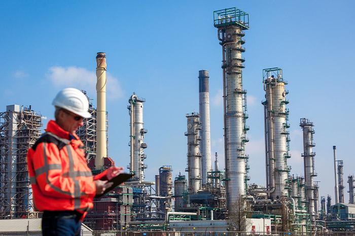 Seveso – usine pétrochimique