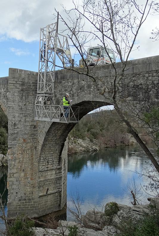 Vétusté des ponts