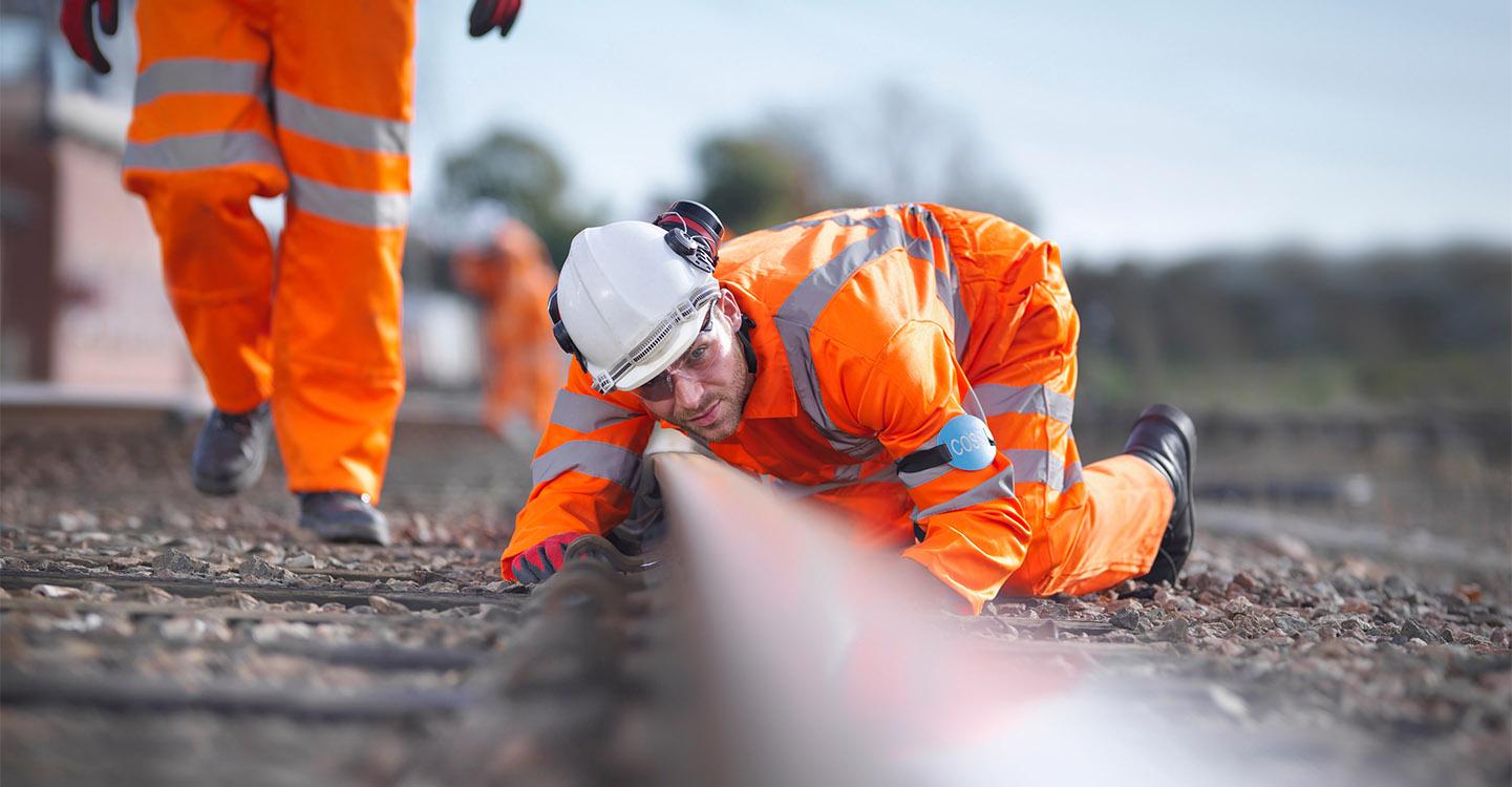 Maintenance infrastructures et équipements voies ferrées