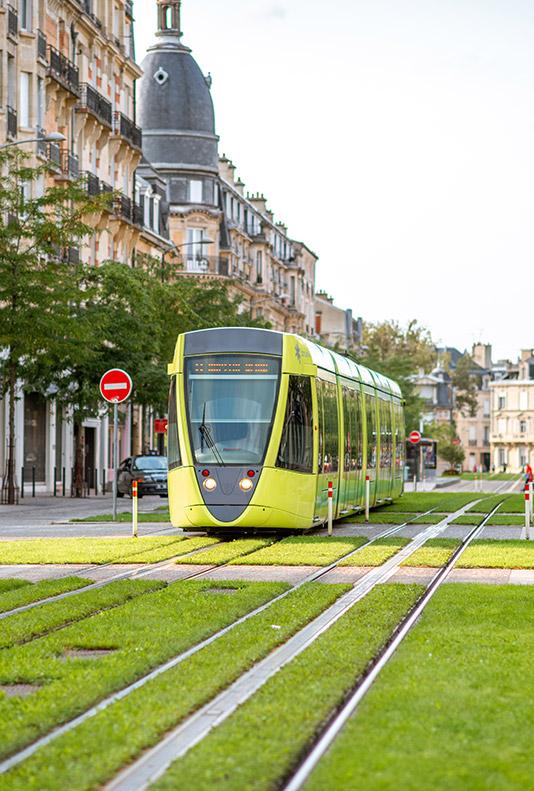 infrastructures et mobilités vertes