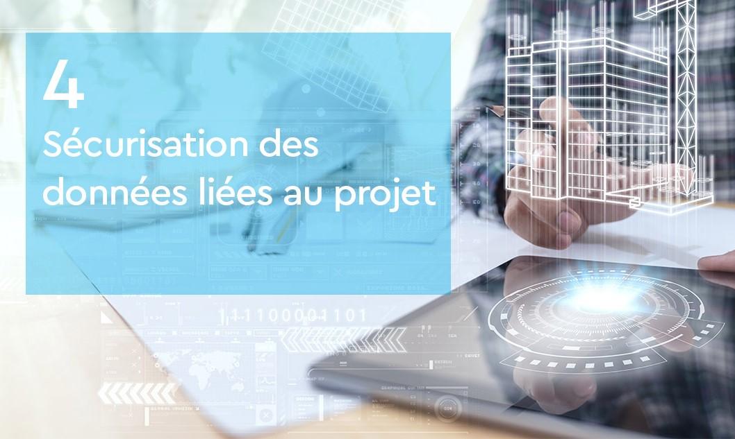 Sécurisation des données projet