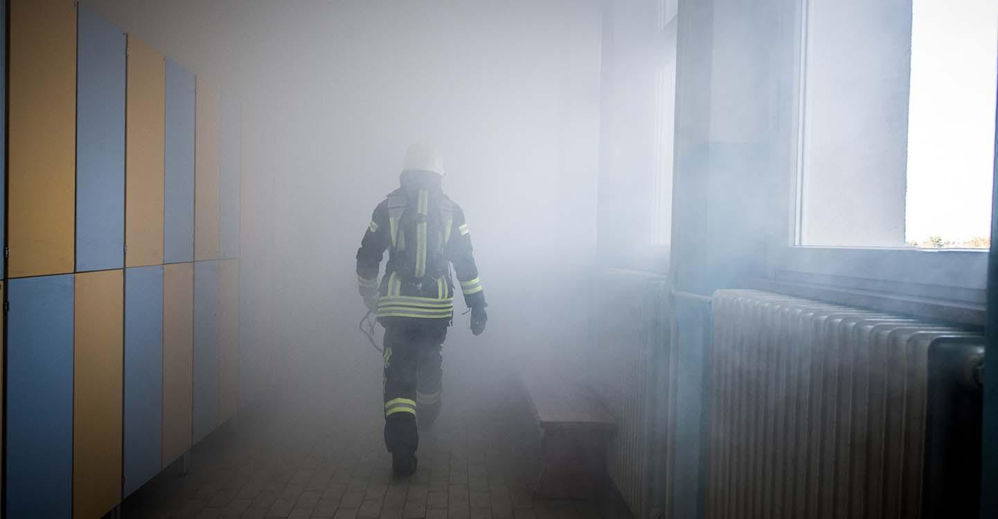 Sécurité incendire etablissement recevant du public - école