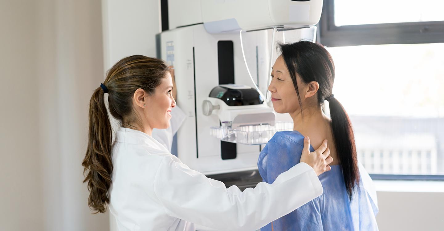 mammographie numerique