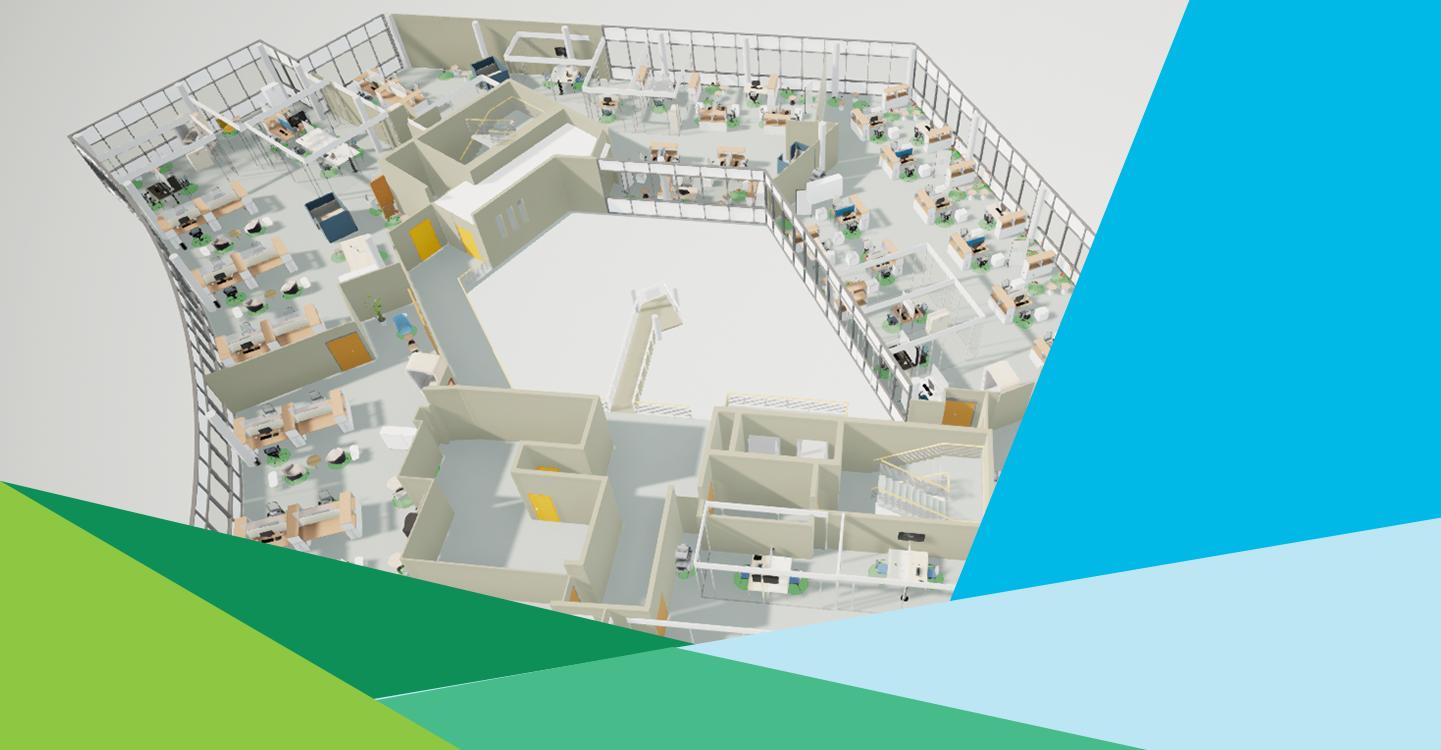 Webinaire optimisation des espaces - crise sanitaire - SOCOTEC et REALIZ3D
