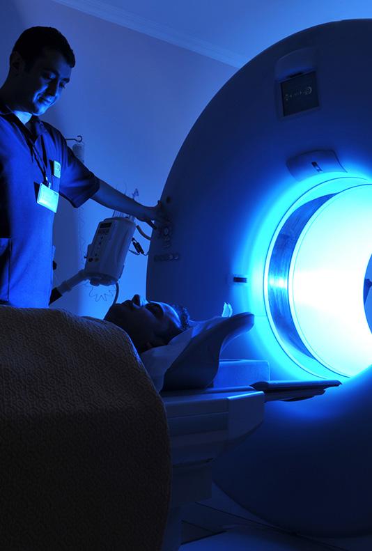 Contrôle qualité imagerie médicale