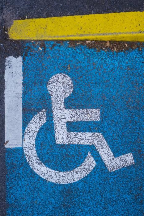 place-handicape
