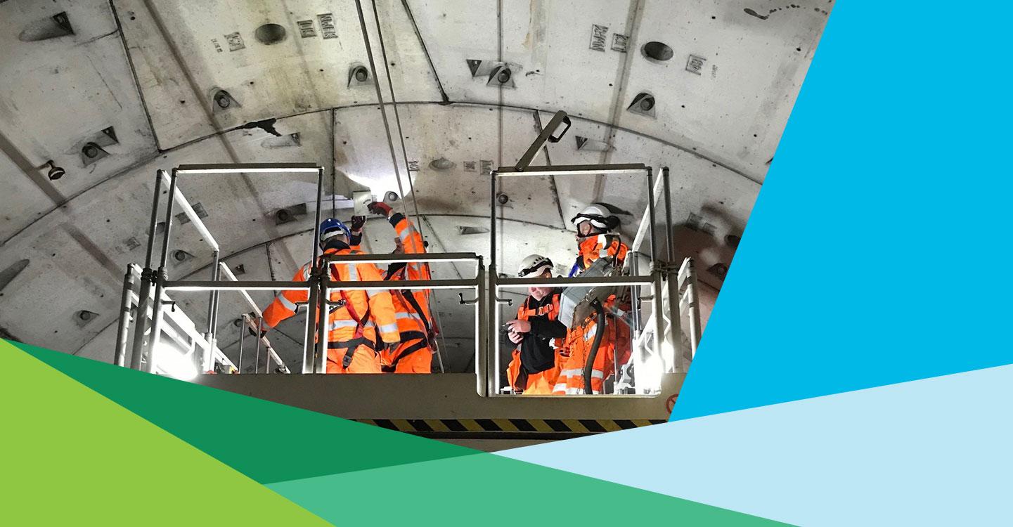 Webinaire Auscultation des travaux souterrains - SOCOTEC et Cementys